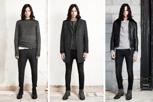 Стильные образы с черными джинсами